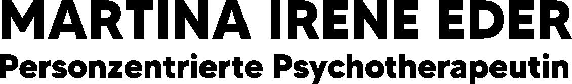 Personzentrierte Psychotherapie – Martina Irene Eder